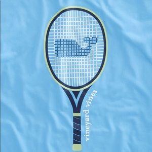 vineyard vines tennis shirt